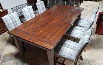 Farmhouse dining chair