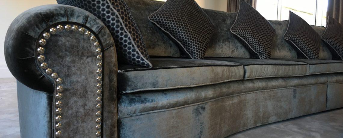 Bespoke Large Sofa
